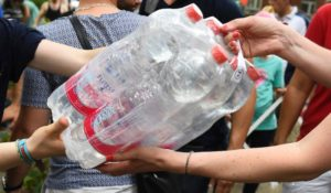 germania scorte acqua cibo
