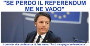 renzi vota 2018 referendum