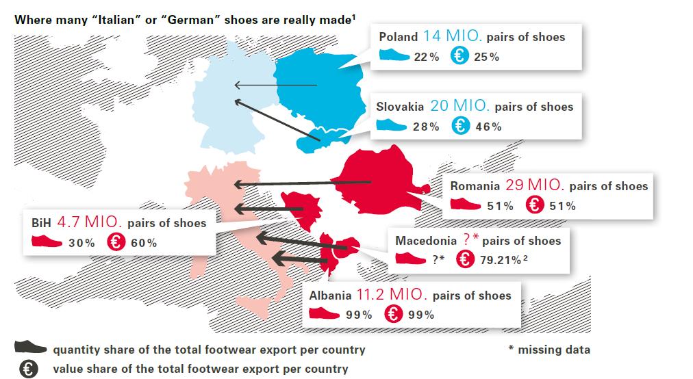 scarpe italiane sfruttamento lavoro - 1