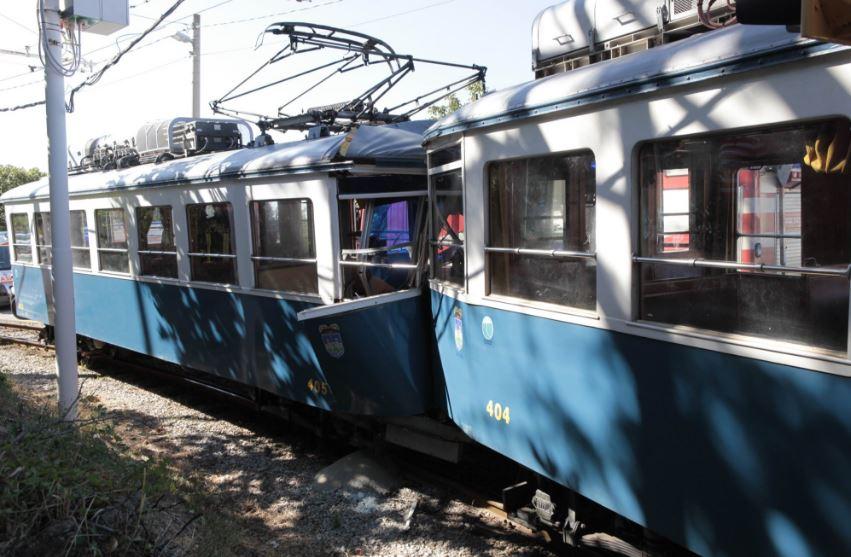 Trieste, scontro frontale tra due tram: 8 feriti