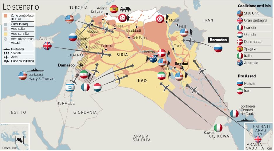 L'Isis ai lupi solitari in Usa e Europa, 'attaccate'