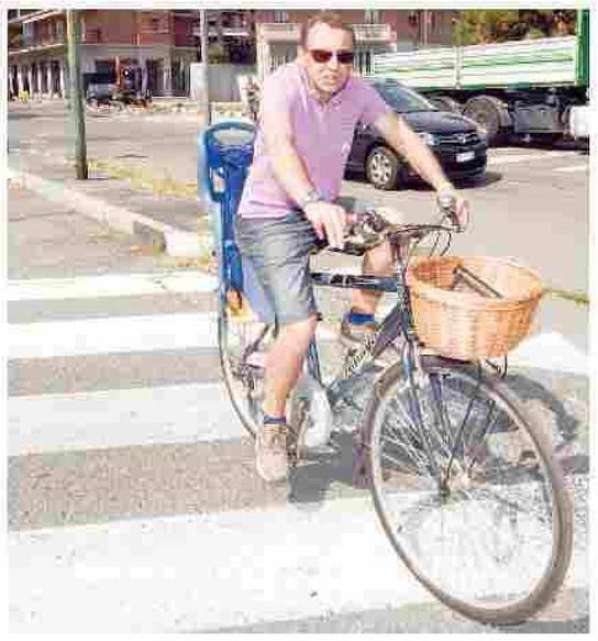 stefano esposito multa bici