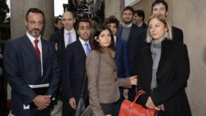 virginia raggi marra raineri