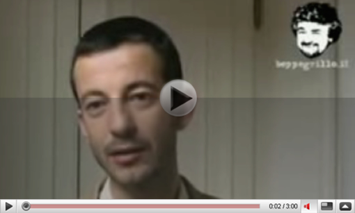 Nicola Biondo, intervistato e pubblicato nel Blog di Beppe Grillo