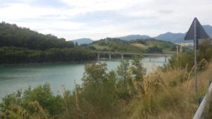 lago castreccioni diga cingoli - 1