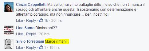 marcello minenna reazioni drama - 10