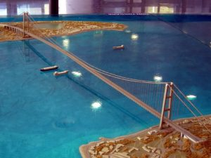 ponte stretto messina renzi