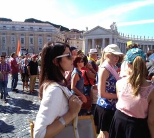 virginia-raggi-vaticano