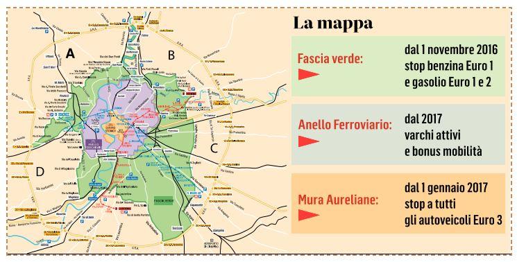 euro 3 comune roma
