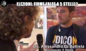 firme false 5 stelle palermo di battista