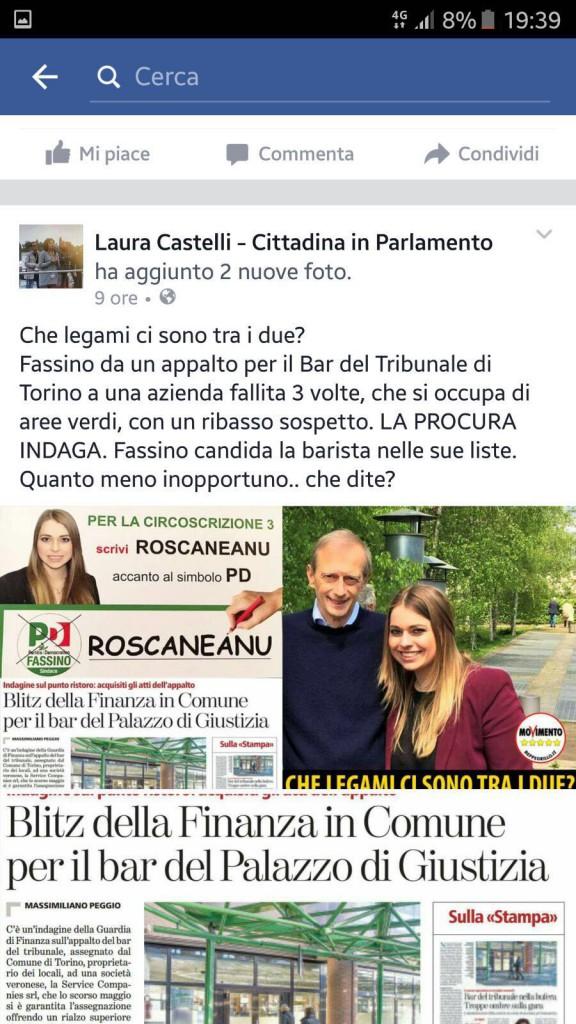 laura castelli lorena roscaneanu