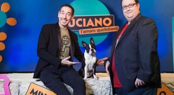 mingo e fabio truffa mediaset video falsi