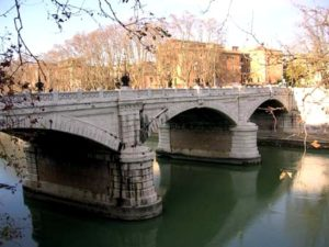 ponte mazzini roma