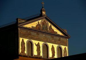terremoto roma basilica san paolo