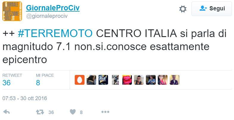 Terremoto, domani scuole chiuse a Roma per accertamenti