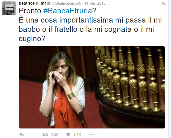 Beatrice di maio twitter m5s