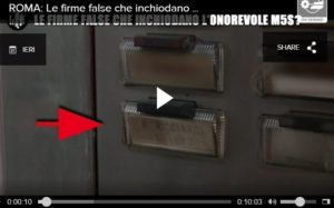 firme false 5 stelle portinaio