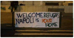 forza napoli migranti