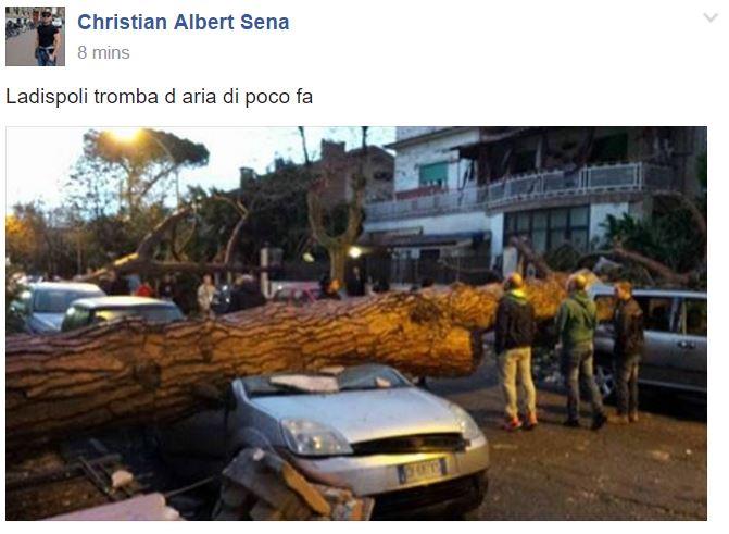 Arno in piena a Firenze: la Toscana colpita dal maltempo