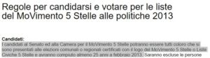 luigi di maio firme false 1