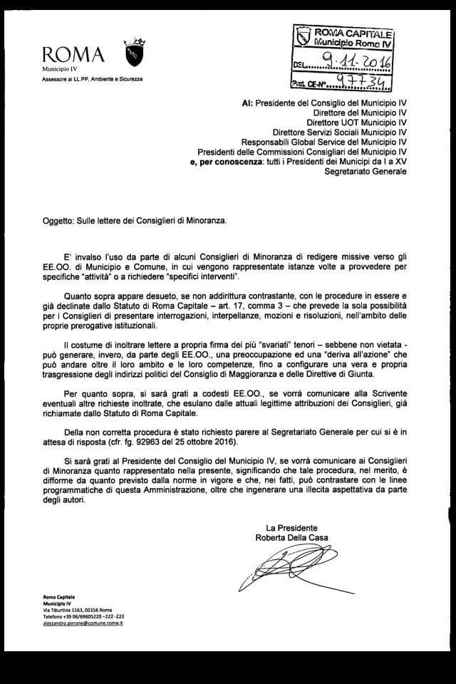 municipio iv roberta dellacasa