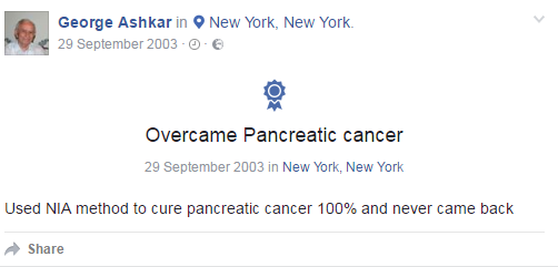 nia ashkar ceci cancro