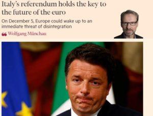 referendum no italia euro