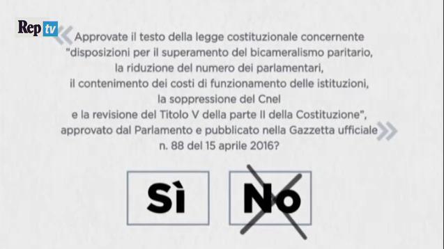 fratelli d'italia spot razzista referendum costituzionale