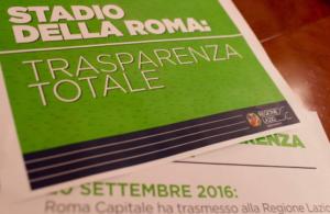 stadio della roma conferenza dei servizi