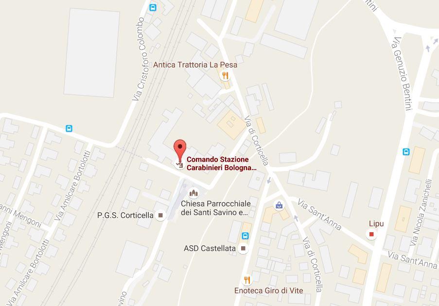 Bologna, attentato ad una stazione dei carabinieri: forse matrice anarchica