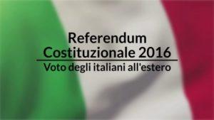 voto italiani estero referendum