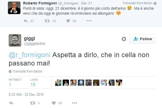 Processo Maugeri, sei anni a Formigoni