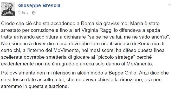 giuseppe brescia