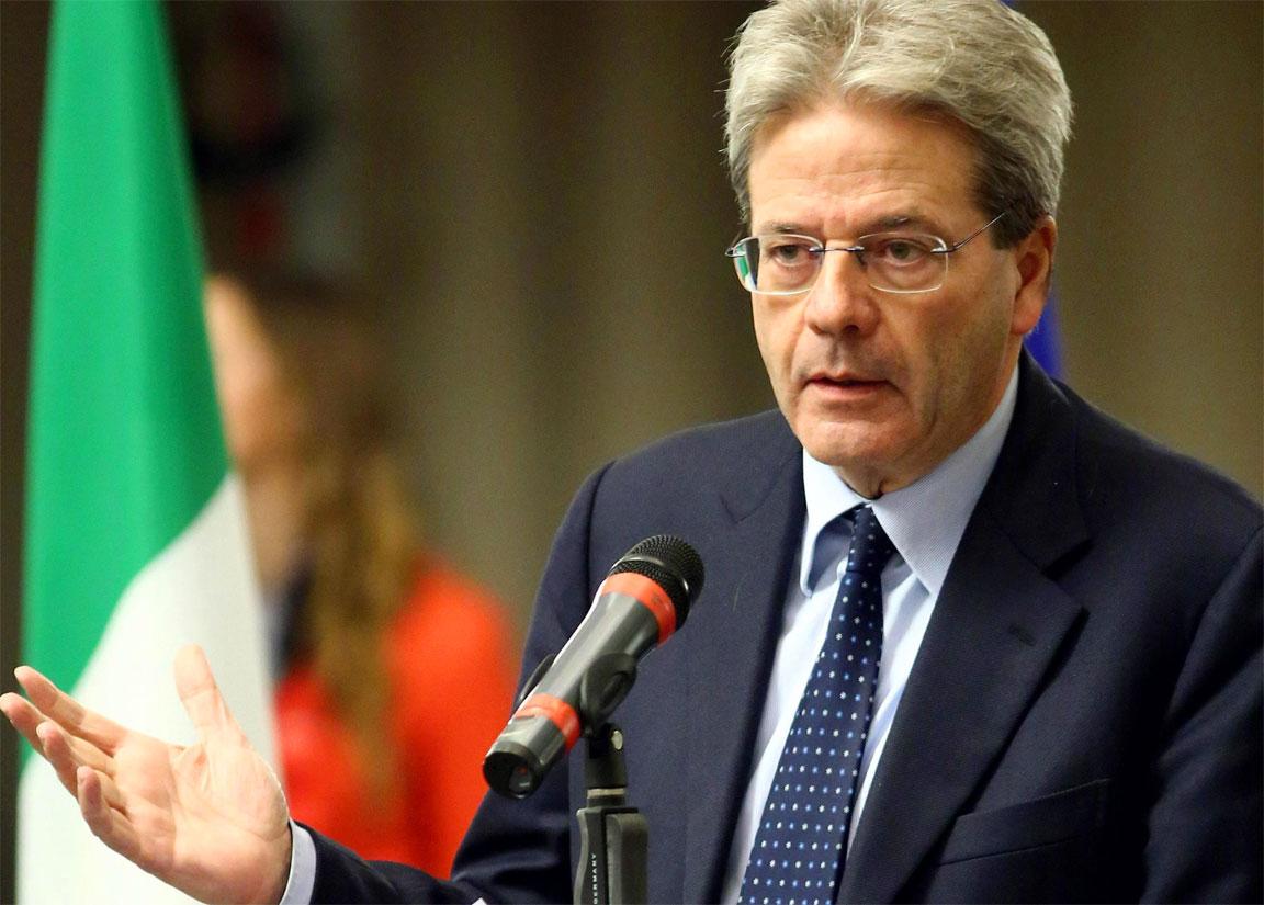 Alitalia, Gentiloni: non ci sono condizioni per nazionalizzazione