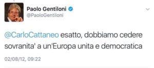 paolo gentiloni sovranita europa-1