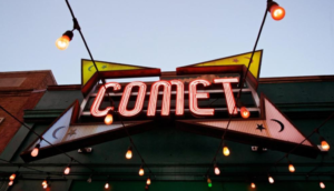 pizzagate 4chan sparatoria comet