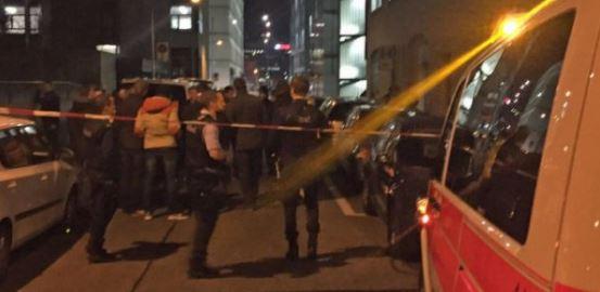 zurigo sparatoria centro islamico