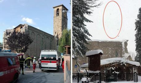 campanile sant'agostino amatrice