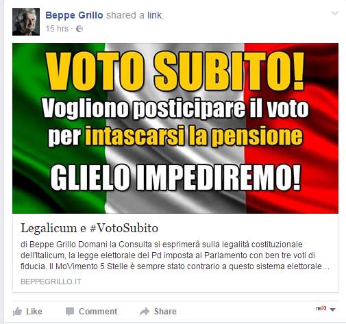 consulta italicum 24 gennaio sentenza
