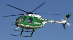 elicotteri forestale