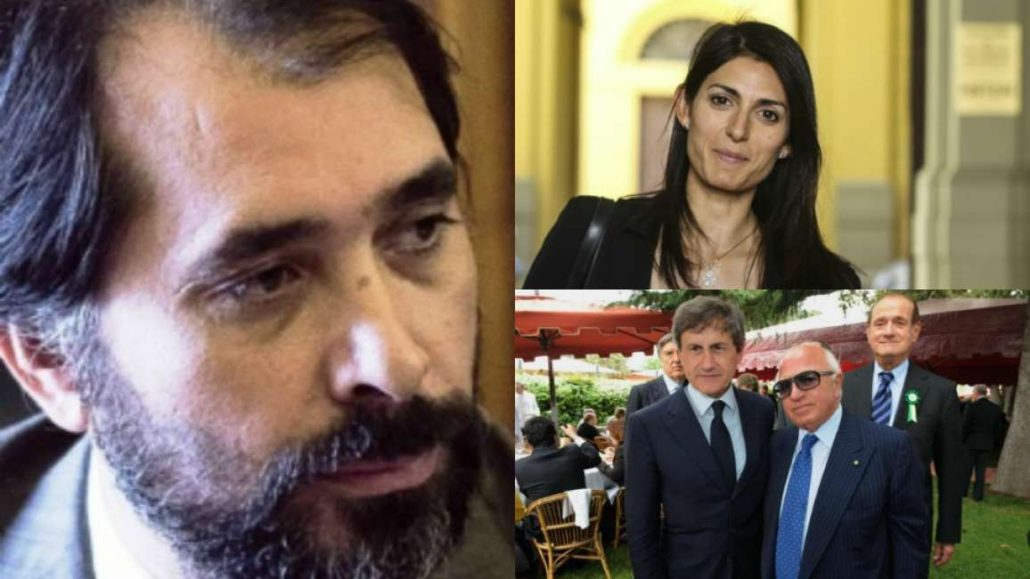 raffaele marra virginia raggi luigi di maio