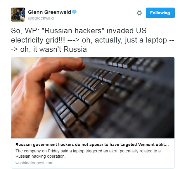 russia fake news hacker