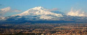 sciame sismico etna catania