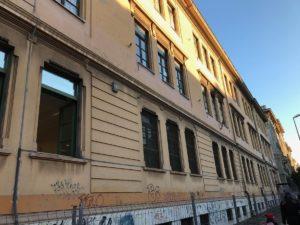 scuole fredde roma