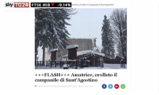 terremoto campanile santagostino
