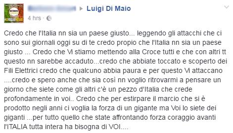 Grillo difende Di Maio su sms a Raggi: Giornalismo killer