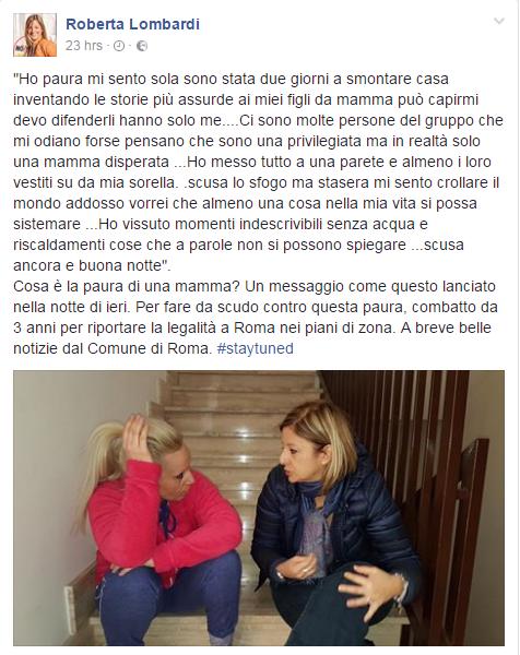 emergenza abitativa roma - 1