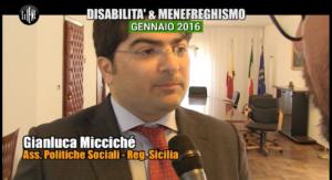 gianluca miccichè alessio gianluca iene disabilità - 3