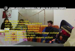 gianluca miccichè iene telecamera nascosta disabili - 2