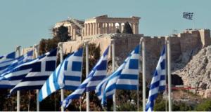 gucci partenone sfilata atene grecia - 7
